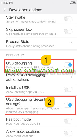 Enable USB Debugging on Xiaomi Redmi Phone