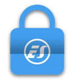 es app locker android icon