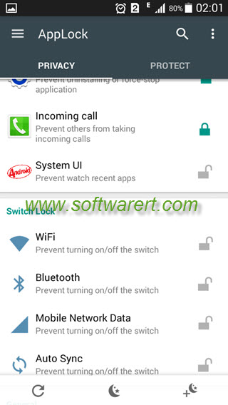 How to hide incoming caller number and name on Android phone?