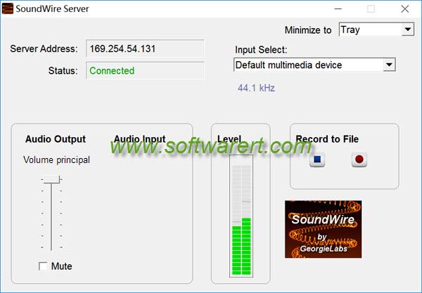 soundwire server on pc