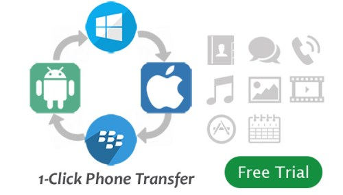1 Click Phone Transfer