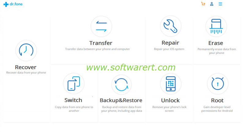 Restore iCloud Backup to Android