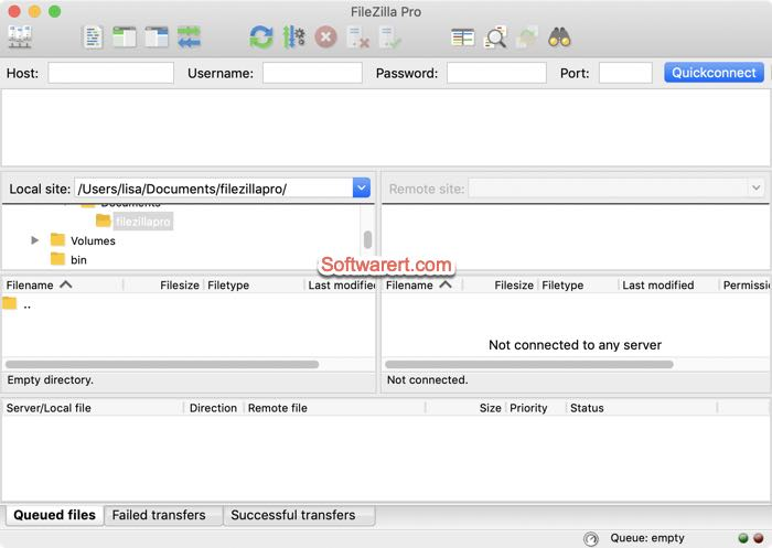 FileZilla Pro for Mac
