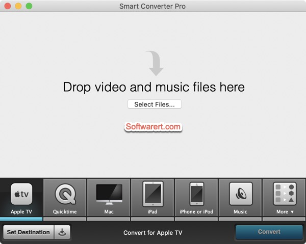 Smart Converter Pro for Mac
