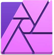 affinity photo for mac app icon