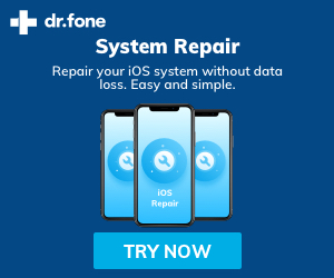 dr.fone system repair for ios
