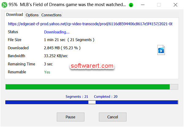 neat download manager to download online videos from internet