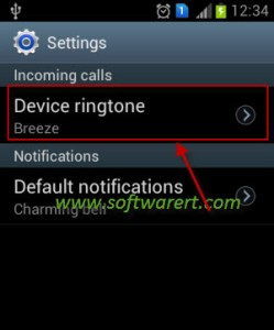 How to Activate Ringtones on Samsung?
