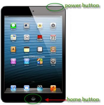How To Take A Screenshot On Ipad Mini
