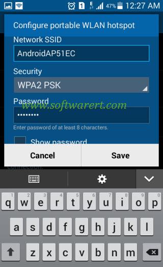 How to Setup WiFi Hotspot on Samsung Galaxy Grand Prime?