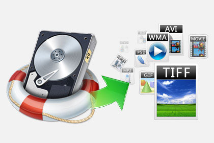 data recovery file types support