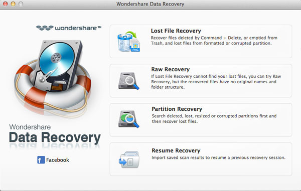 deleted file recovery mode on mac