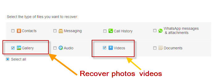 How to Recover Photos & Videos from Huawei Smartphones?