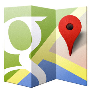 google maps app icon for android