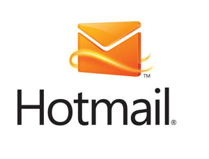 How can i add my hotmail account to iphone