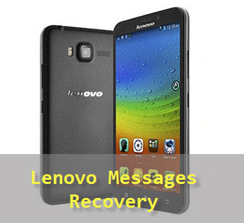 lenovo messages recovery