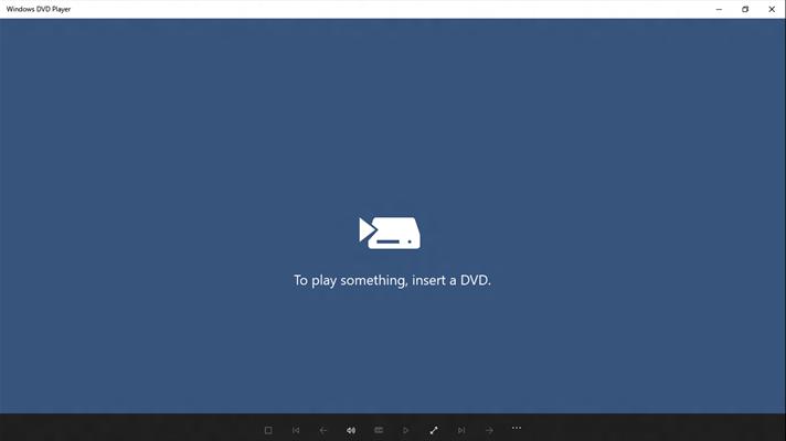 microsoft windows dvd player for win 10