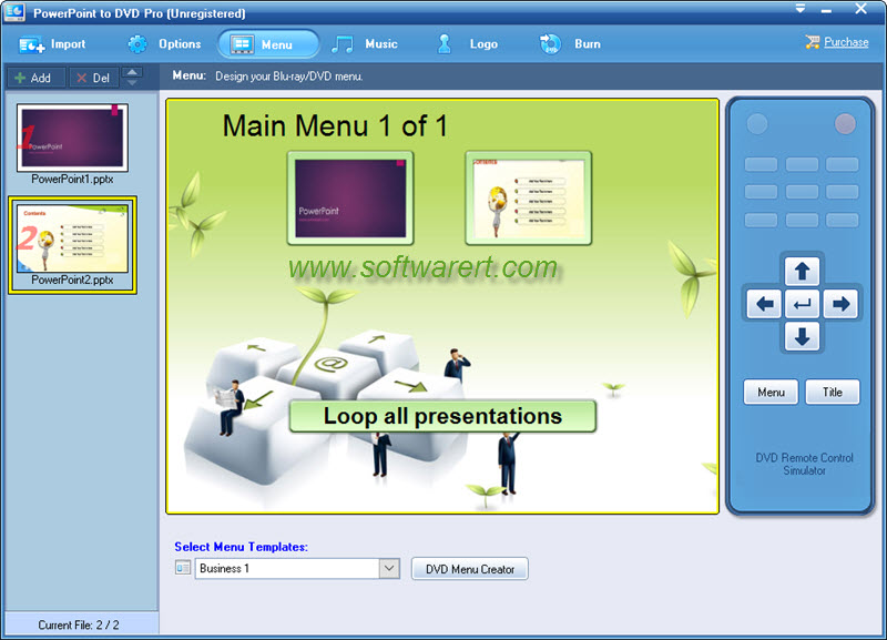 powerpoint to dvd converter pro