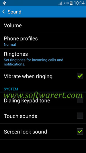 set ringtones for calls and notifications on samsung galaxy grand prime