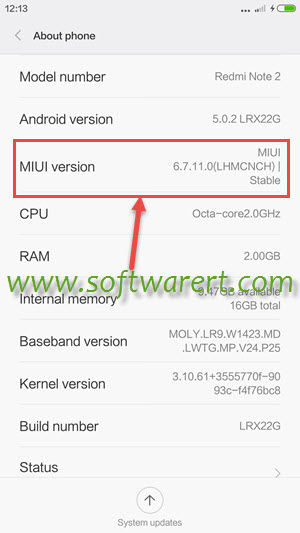 Enable Developer Options on Xiaomi Redmi Phone