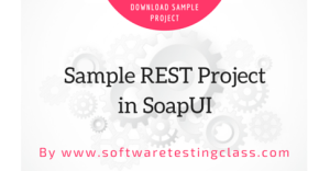 Sample REST Project in SoapUI