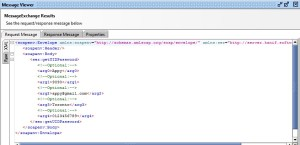 SoapUI Tips - test suite request