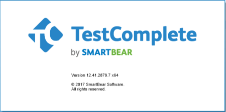 Kickstart TestComplete tool