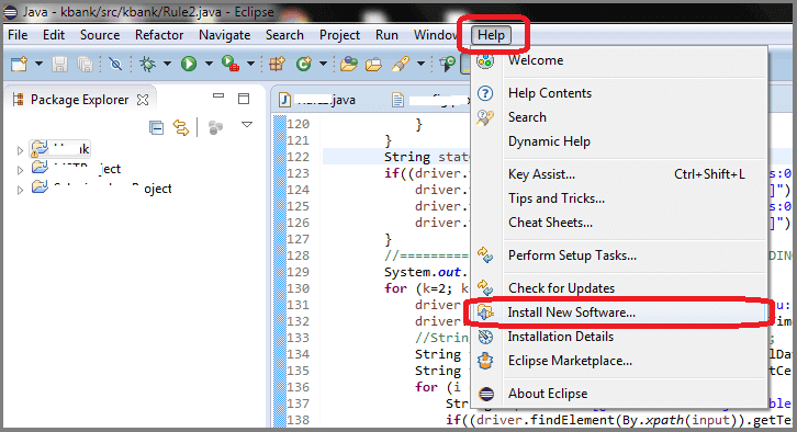 How to Install TestNG in Eclipse IDE for Selenium WebDriver