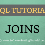 SQL Joins – Left, Right, Inner And Full Outer Join – SQL Tutorial   Software Testing Material