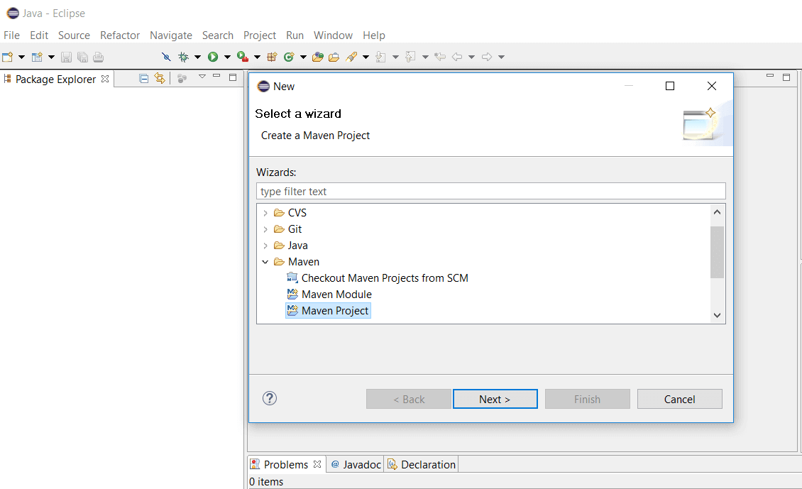 How To Create Selenium Maven Project In Eclipse IDE
