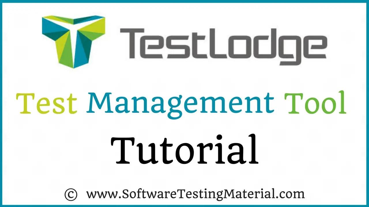 TestLodge Test Management Tool