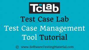 TestCaseLab Test Case Management Tool