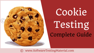 Web Cookie Testing