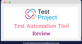 TestProject Test Automation Tool Review