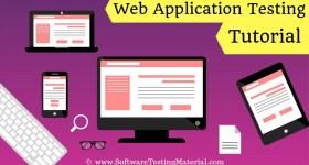 Web Application Testing Tutorial