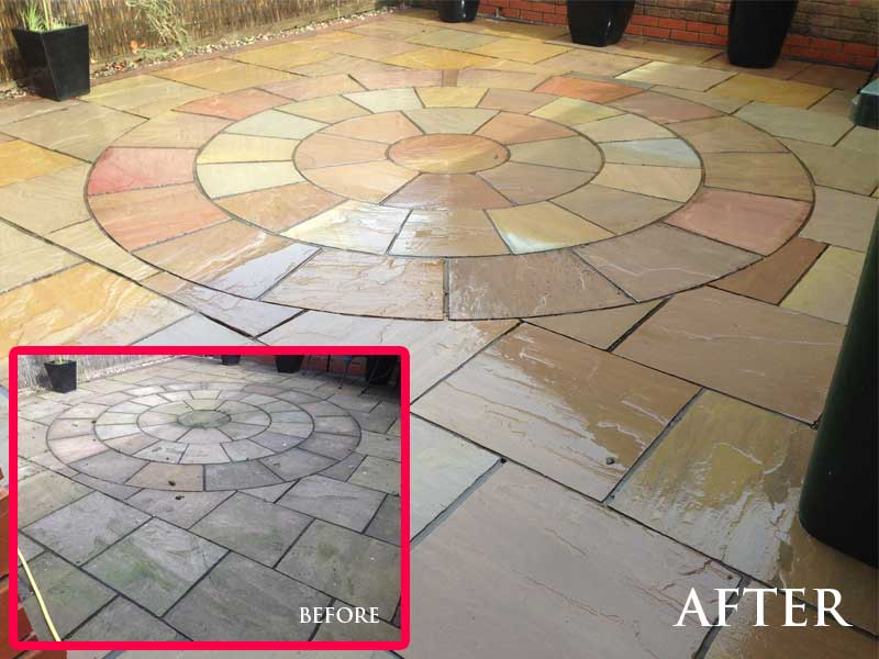 We Specialise In The Cleaning Of Driveways And Patios, But Also Block  Paving Or Flagstones. Depending On The Delicacy Of The Surface, We Can Fine  Tune Our ...