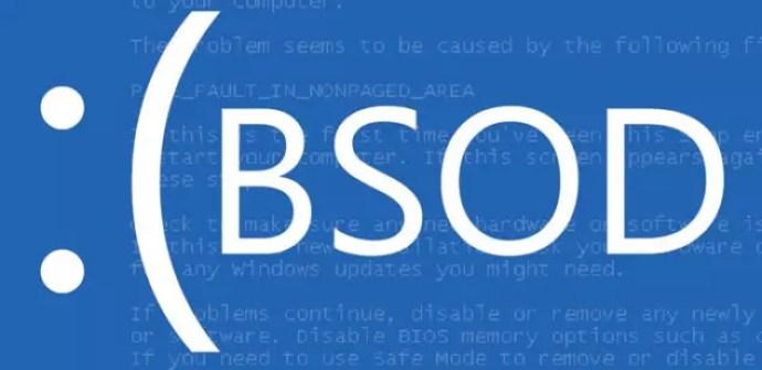 USB BSOD