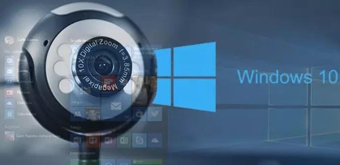 Windows 10 WebCam