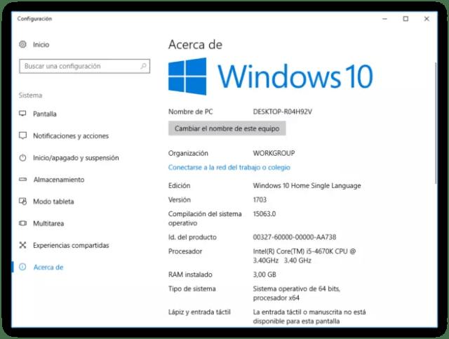 RTM Windows 10 Creators Update