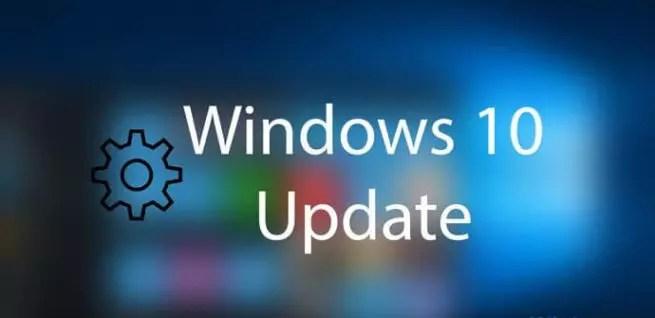 Actualización Windows 10