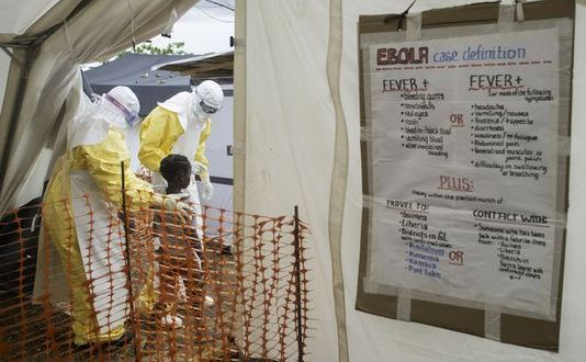 Response to Ebola chaotic and inadequate, group says