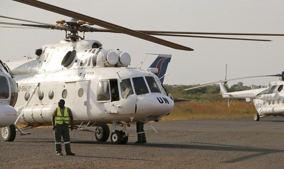 South Sudan Accuses Rebels of Shooting Down U.N. Helicopter