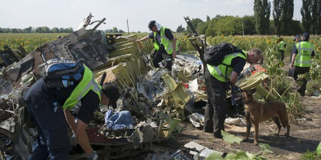 Malaysian Jet Over Ukraine Was Downed by 'High-Energy Objects,' Dutch Investigators Say