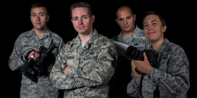 Thirty Days with Space and Cyber Airmen