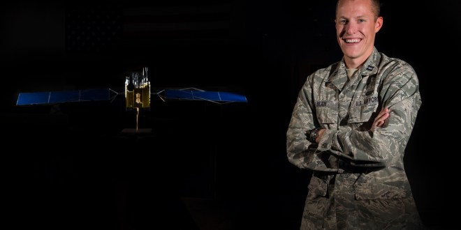 Airmen deliver GPS to the world
