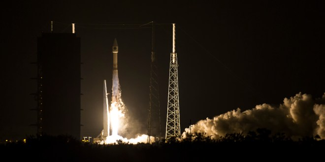Team Patrick-Cape Launches Atlas V CLIO Spacecraft
