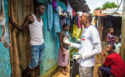 Could the Ebola outbreak last forever?