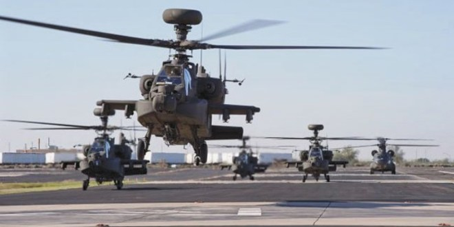 Saudi Arabia begins receiving new AH-64E Apache helos