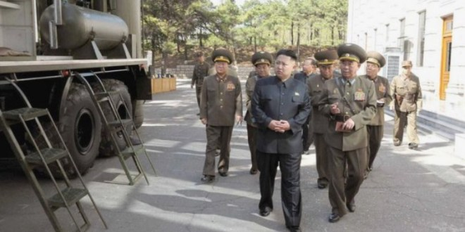US, S Korean sources suggest North has SLBM ambitions