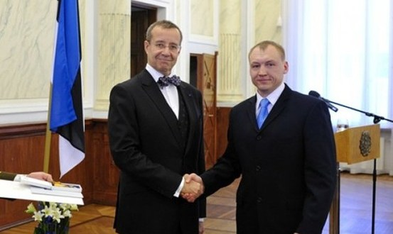 Estonian Officials Meet With Detained Security Officer in Russia